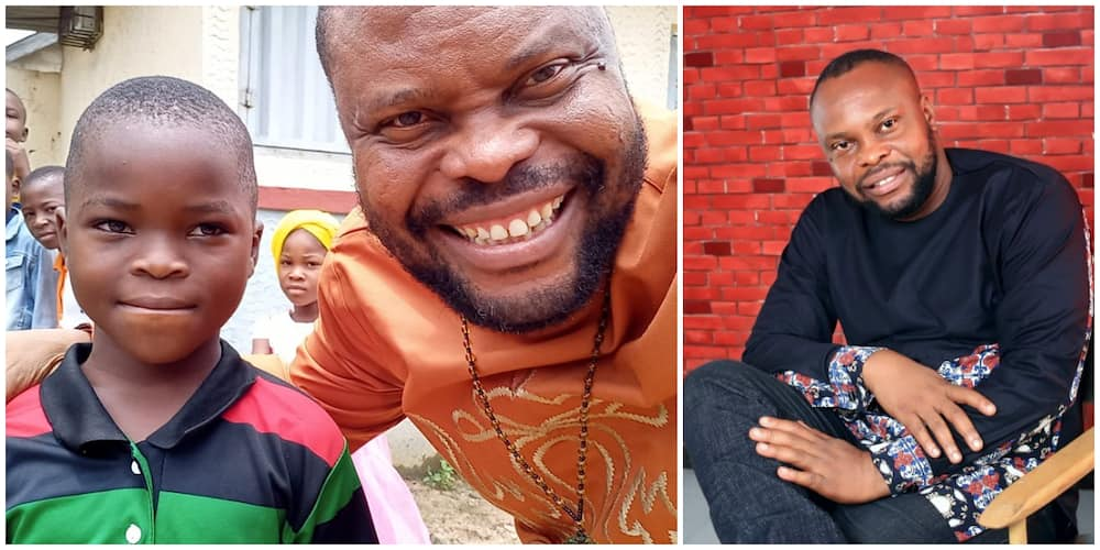 Reactions as Nigerian boy bags scholarship for giving man N200 to buy fuel