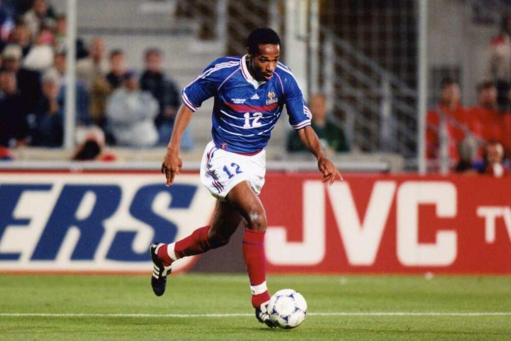 Thierry Henry la nouvelle vie