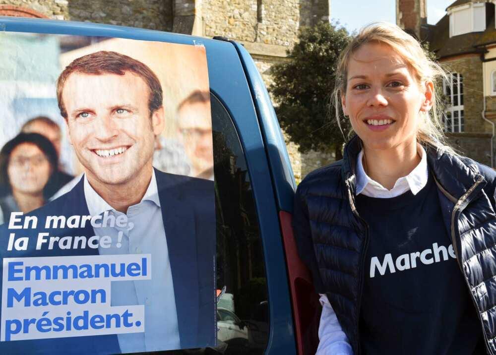 Tiphaine Auzière la fille de Brigitte Macron