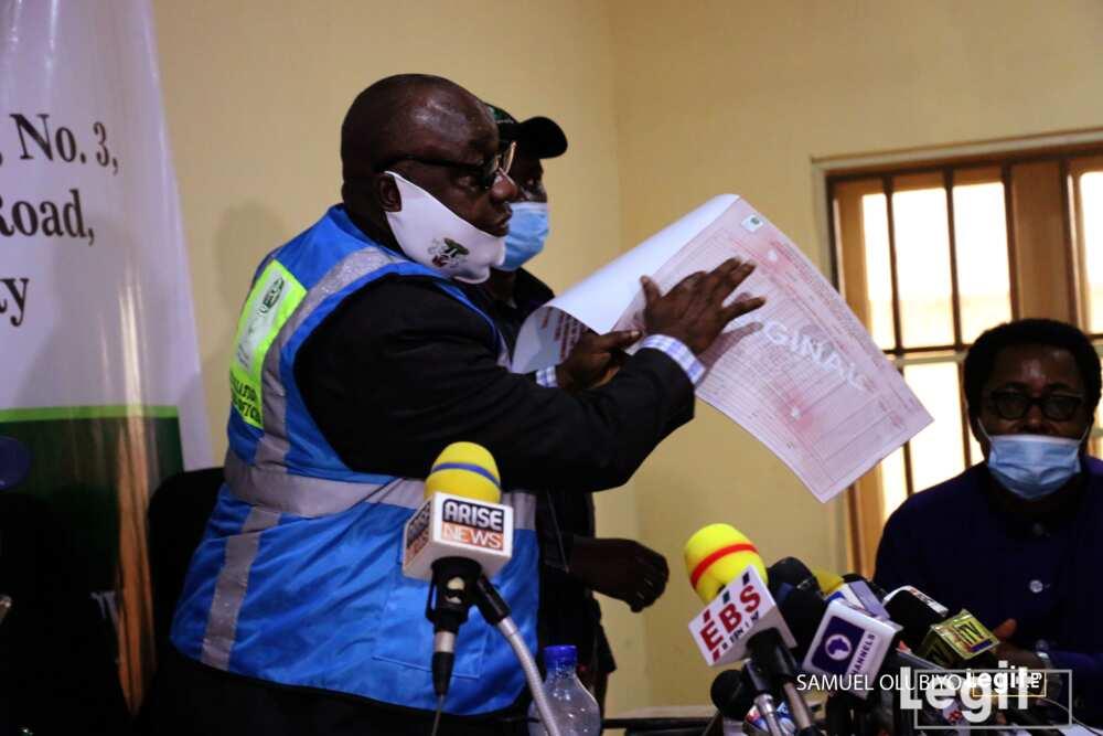Edo election: INEC declares Obaseki winner