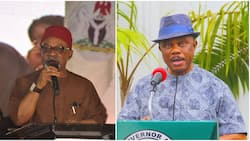 Governor-do-nothing - Buhari's minister, Obiano in war of words over 2021 governorship election