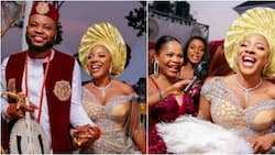 Bad caterer, worse food of all time - Sandra Ikeji says as she calls out her wedding caterer