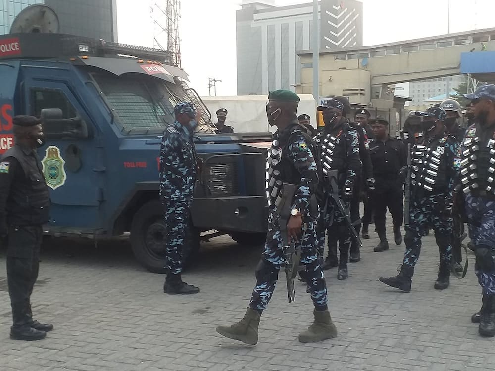 How we Tracked 6,000 AK-47 Arms Used by Syndicate from Oyo to Burkina Faso - Police