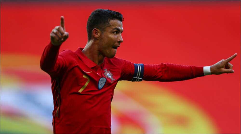 Incredible Cristiano Ronaldo Scores 104th International Goal to Edge Closer to Ali Daei's Record