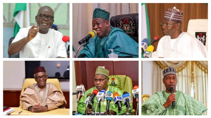 Analysis: Why these 6 northern governors are supporting power shift to south in 2023