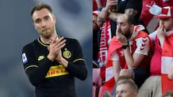 Manchester United legend fears the worst will happen to Christian Eriksen's after his cardiac arrest