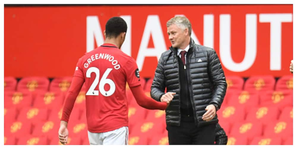 Mason Greenwood: Solskjaer warns Man United star for reported late to training