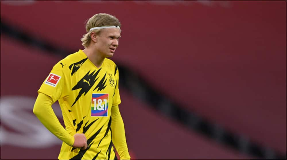 Mino Raiola issues a list of demands it will take for Barcelona to sign Erling Haaland