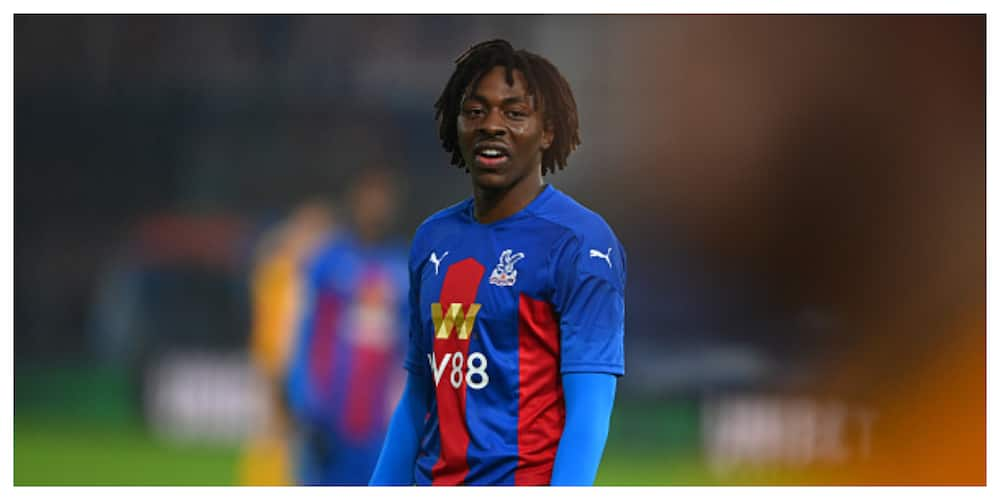 British-born Nigerian midfielder scores another sumptuous goal in Premier League win for club
