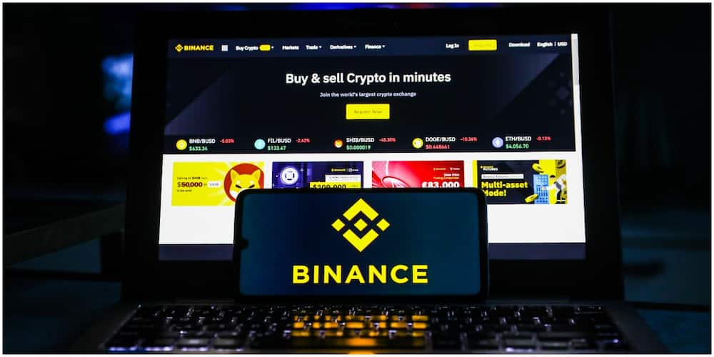 Binance Exchange cryptocurrency operation in the UK banned by the Financial Conduct Authority