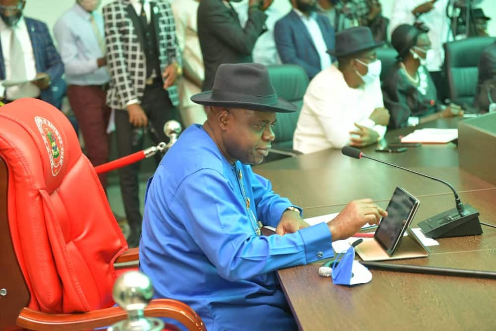 Bayelsa Assembly breaks silence over alleged plan to impeach Governor Diri