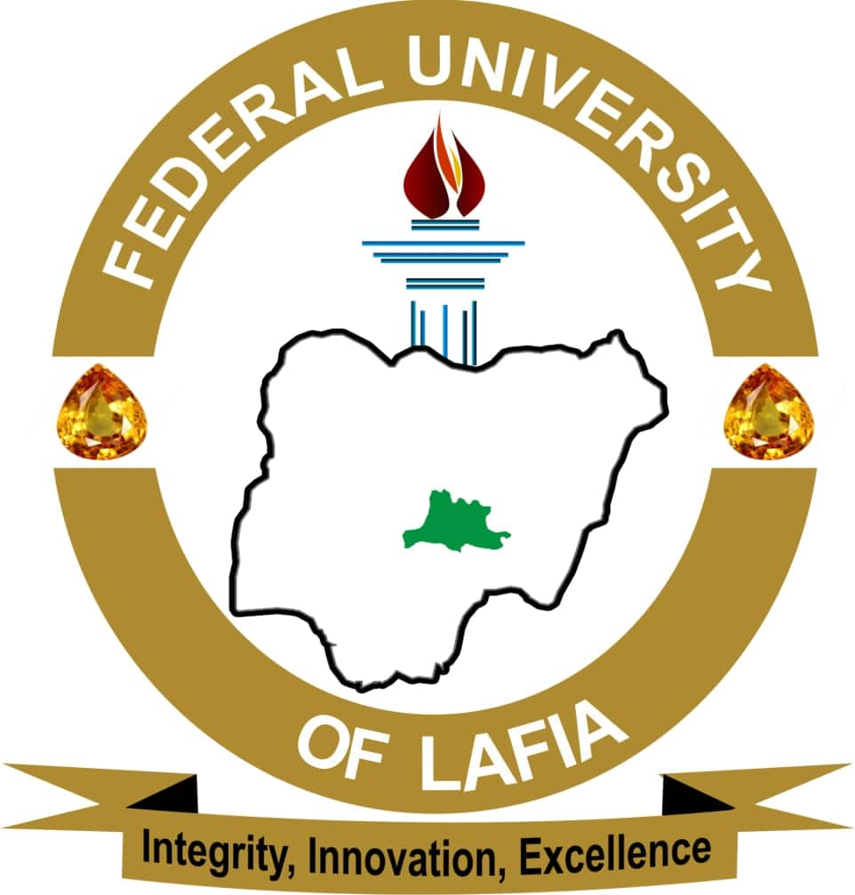 Courses offered in Federal University Lafia Nasarawa State in 2020