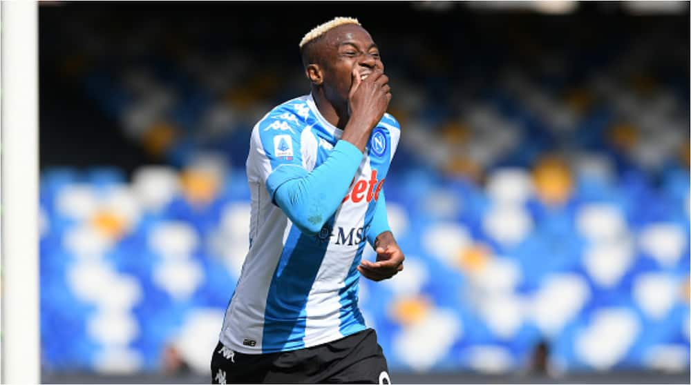 Impressive Belgian Coach Names Super Eagles Striker Who Has Potential to Become World Class Player