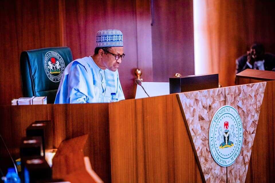 President Buhari reappoints Aliyu as director-general of NADDC