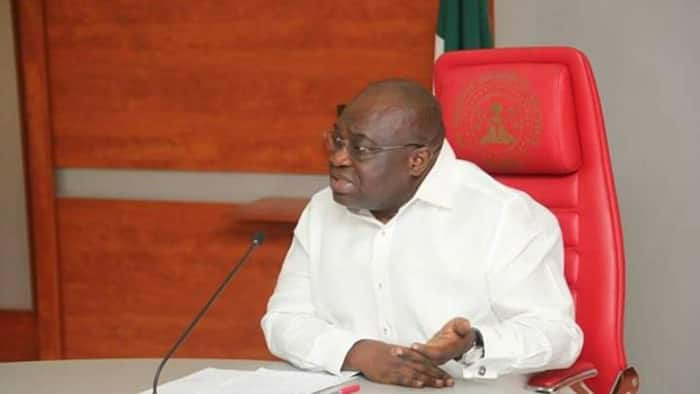 Governor Okezie Ikpeazu of Abia says he lives in a 3-bedroom apartment in Aba