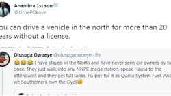 Reactions as man says Nigerians can drive vehicle in the North without license for up to 20 years