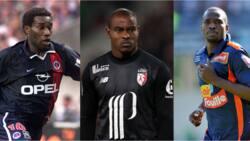Super Eagles legend Enyeama leaves out Okocha, Utaka as he names his African 5-a-side team in Ligue 1