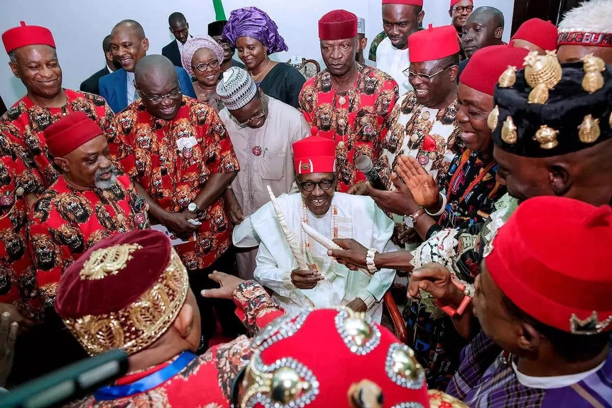 2023: Southeast governors, MASSOB, others demand Igbo presidency