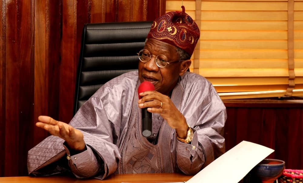 This Is Suspicious, FG Angrily Reacts to Deletion of President Buhari's Tweet