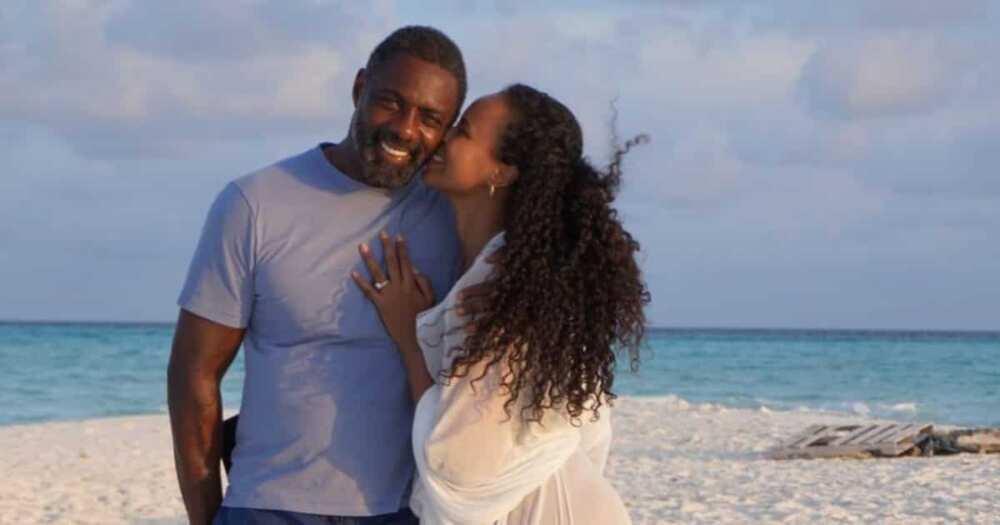 """Idris Elba's Enchanting Wife Sabrina Dhowre Visits Kilifi for Relaxing Vacay: """"Motherland"""""""
