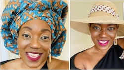 Actress Ameze Imarhiagbe blasts African pastors prophesying about US elections but not their own countries