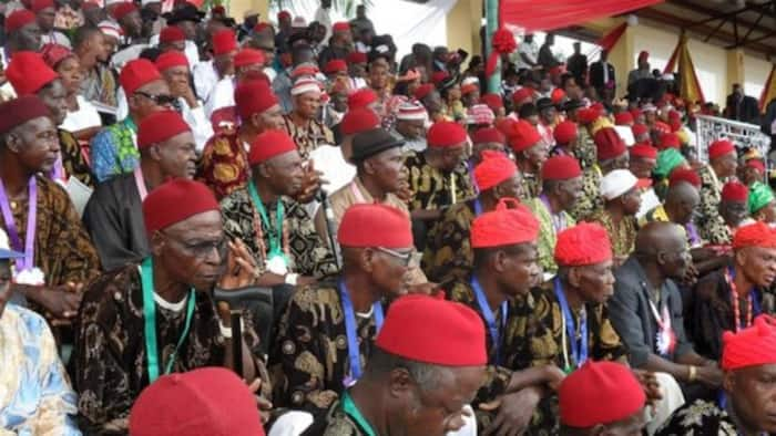Anxiety as northern elders ask court to exit southeast from Nigeria