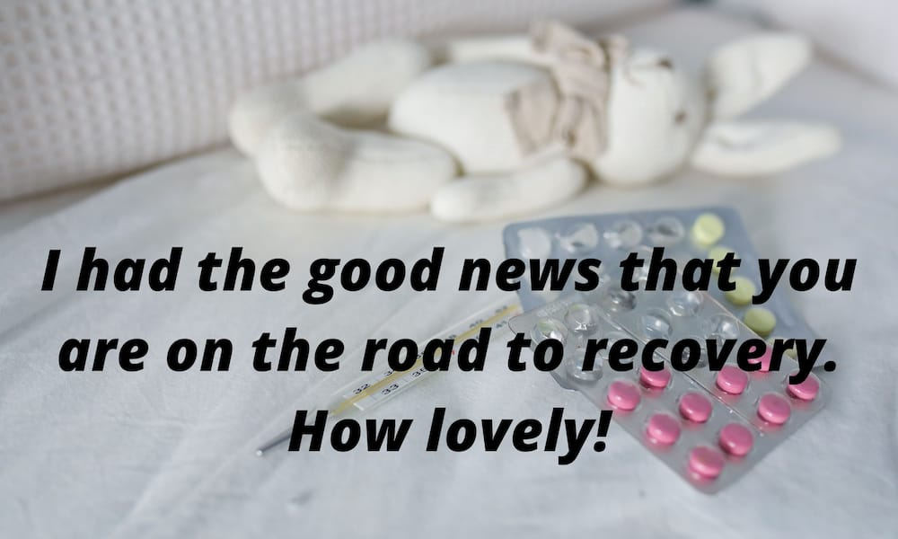 prayer get well soon message