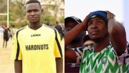 African footballer killed by lightning during goal celebration