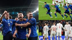 Euro 2020: Clinical Italy Stun Spain in Wembley During Epic Shootout to Reach Final