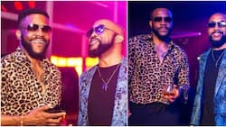 Ebuka @ 39: If you weren't my friend, jealousy for kill me, Banky W discloses in funny birthday message
