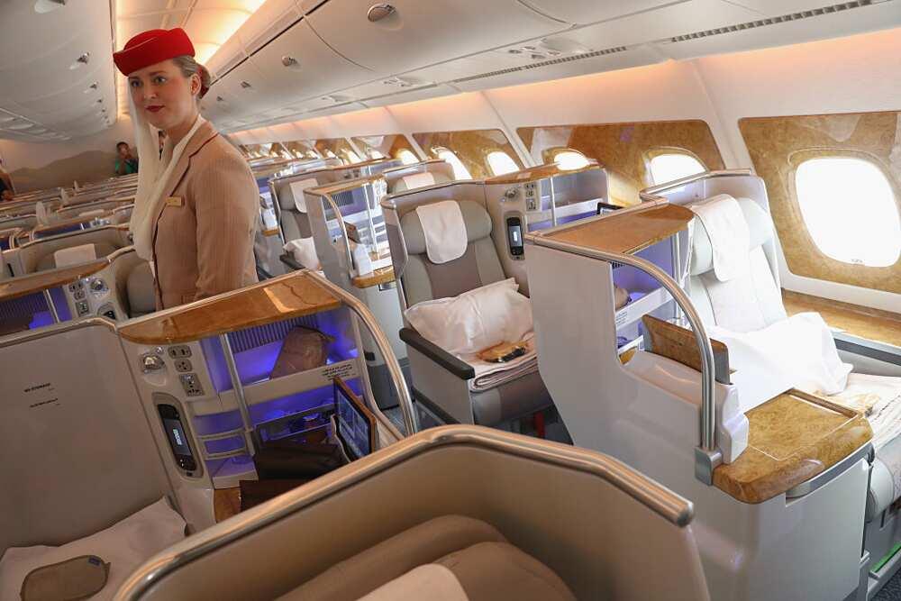 stewardess salary