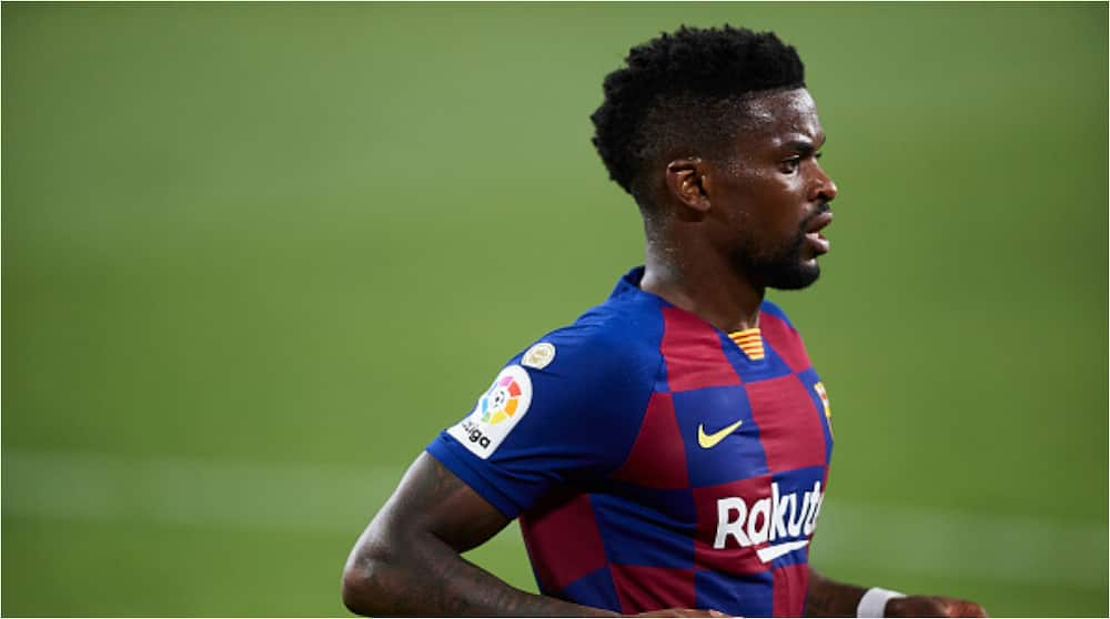 Nelson Semedo: Barcelona star confirms exit from Spanish club ahead PL switch
