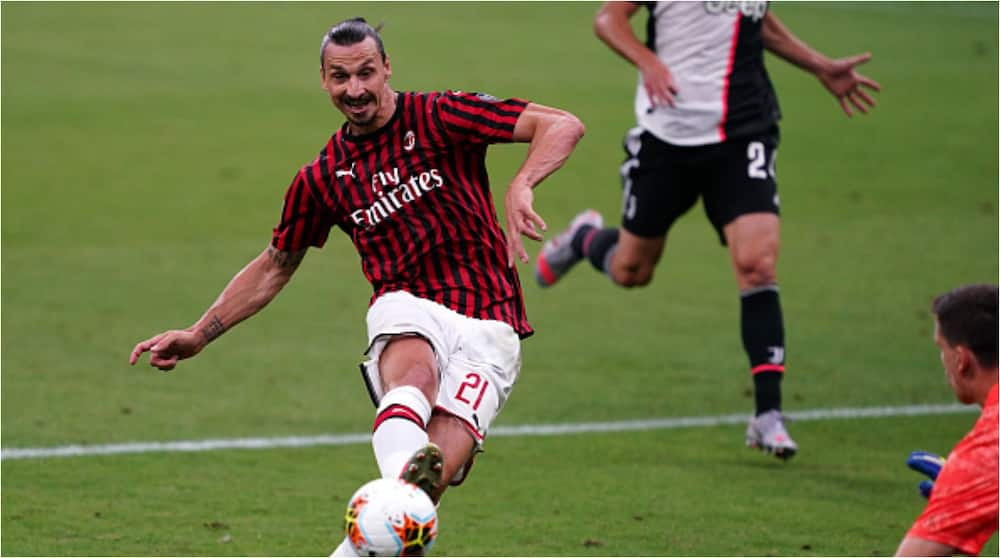 Zlatan Ibrahimovic claims AC Milan would have won Serie A if he joined earlier