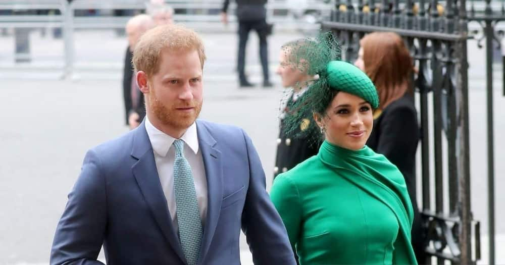 Meghan Markle & Prince Harry May Choose American Godparents for Baby Lilibet