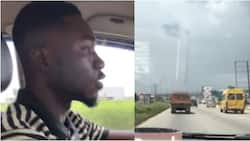 Man who now works as driver shares how girlfriend dumped him after he lost his job