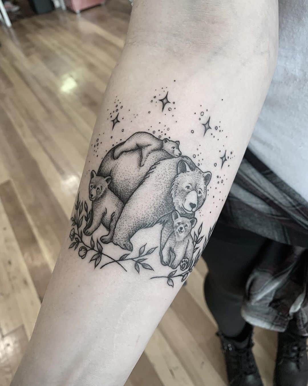 50 Cool Bear Tattoo Design Ideas And Meanings Legit Ng