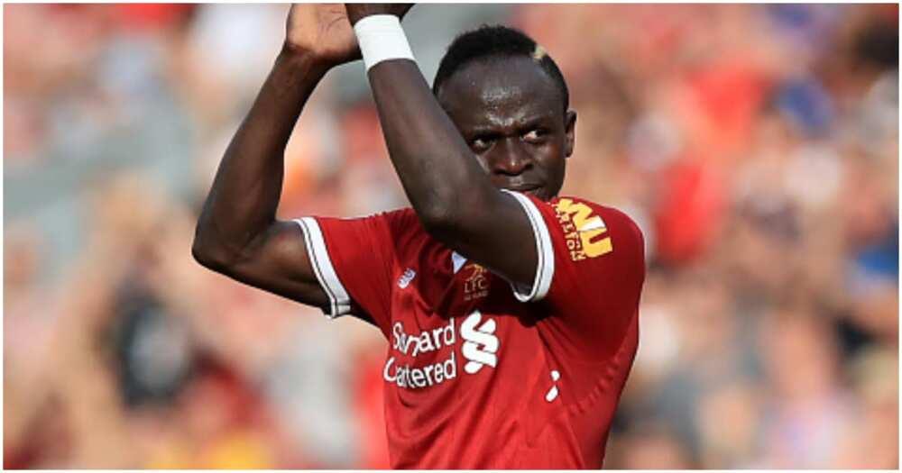 Sadio Mane admits Man United are better this season ahead of Anfield meeting