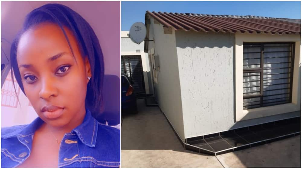 'It's a Big Win': Woman Shows Off Her Humble Home, Mzansi Wants a Housewarming