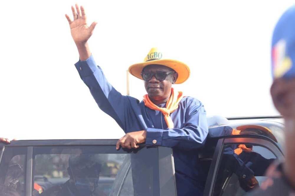 Zaben Ondo: Ban janye ba, in ji Agboola