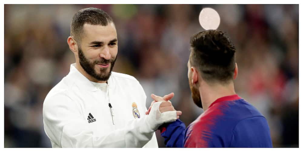 Karim Benzema becomes 2nd player to score in 16 consecutive CL seasons