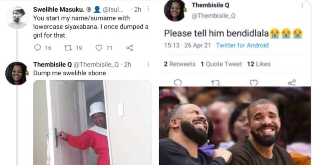 Man Reveals Why He Left His Ex, New Girlfriend Dares Him Online and Gets Dumped Instantly, Many React
