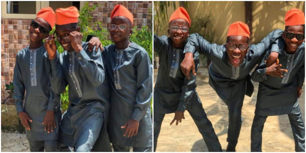 Nigerians react as Ikorodu Bois appear in Netflix advert on a billboard in Times Square New York