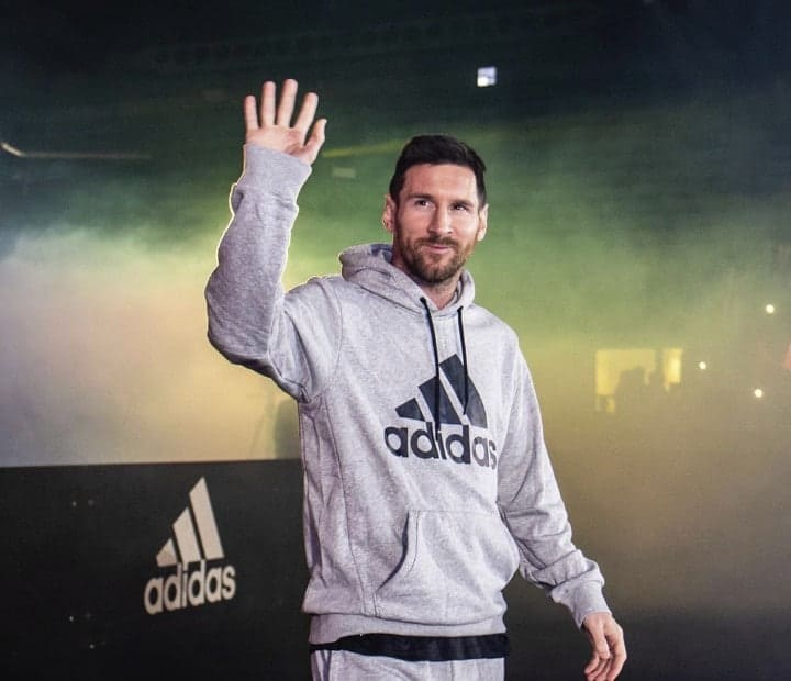 Yawan kudin da Messi yake dauka a kulob din Barcelona duk shekara