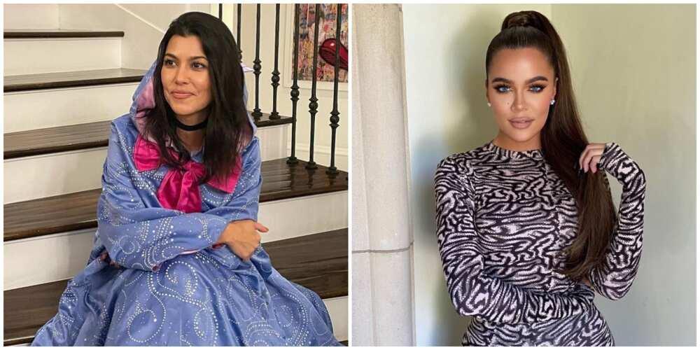 Kourtney Kardashian's Insta photos hilariously trolled by sister Khloe