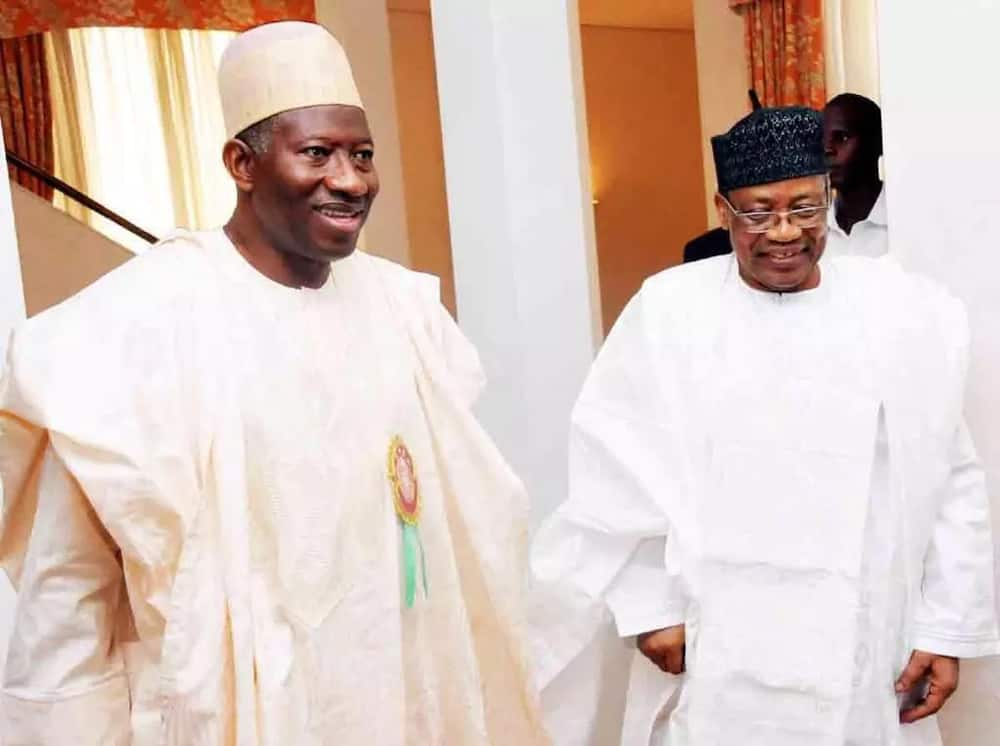 Jonathan da Janar Babangida