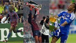 Nwankwo Kanu in, Okocha out in top 10 African players with most appearances in UEFA club competition