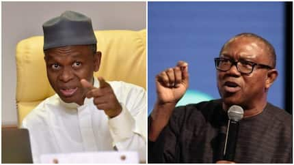 Peter Obi: El-Rufai takes pleasure in making bad and inciting comments - Ex-CAN secretary