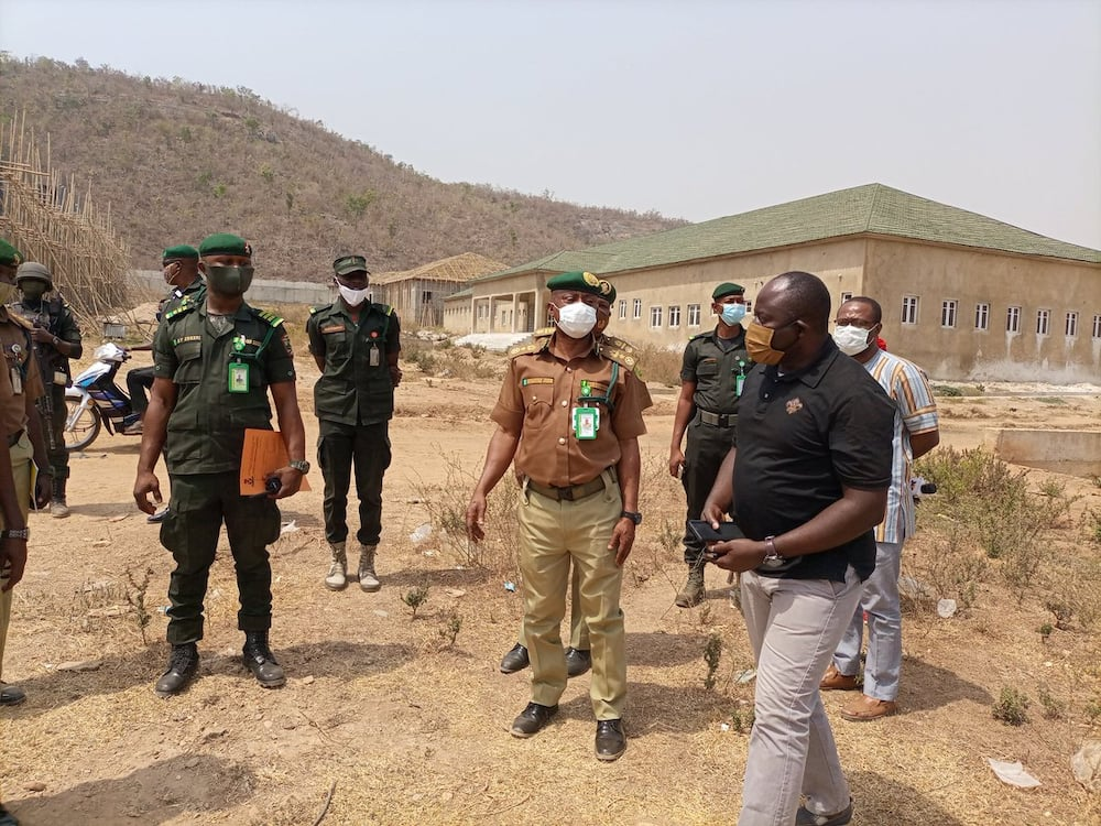 JUST IN: After Imo jailbreak, violence rocks prison in northern state
