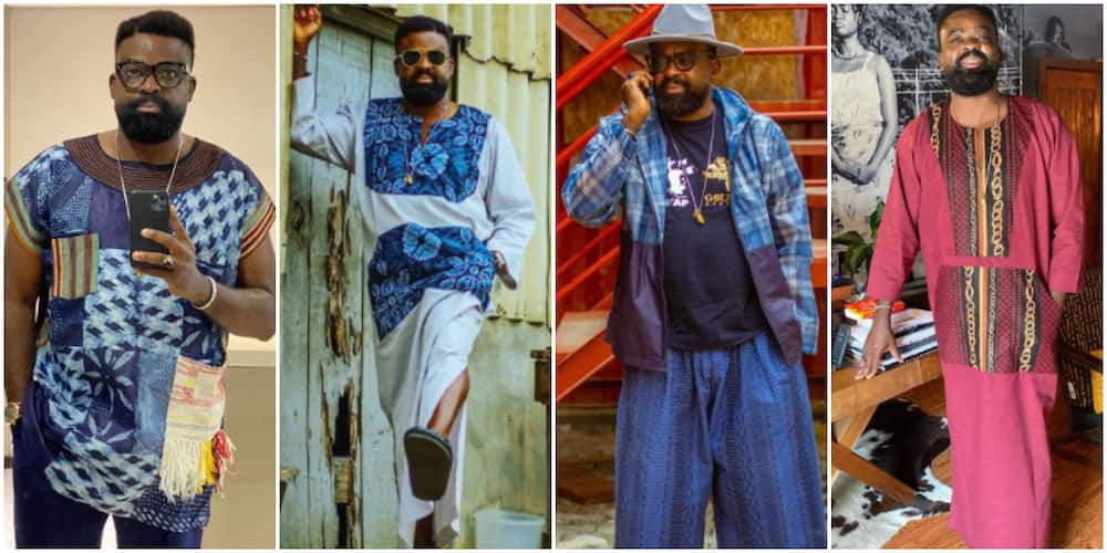 Kunle Afolayan is one of Nollywood's favourite