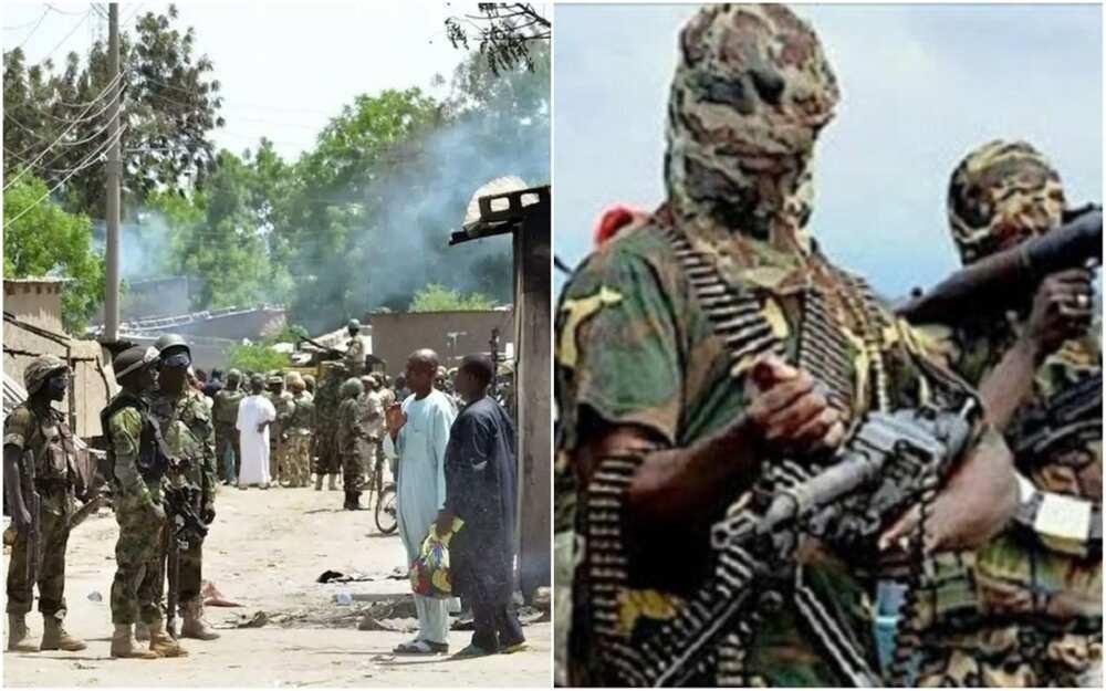 Borno: An rasa rayuka 3 a sabon harin 'yan ta'addan Boko Haram